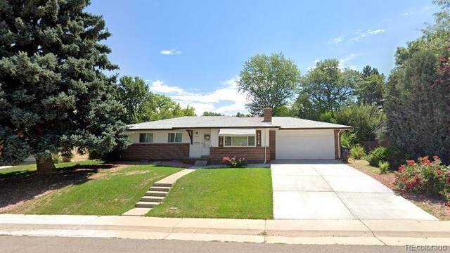 3742 S Uinta Street, Denver, CO 80237 (#2895311) :: The Griffith Home Team