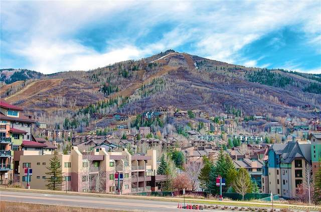 2200 Apres Ski Way #308, Steamboat Springs, CO 80487 (#2895313) :: The Healey Group