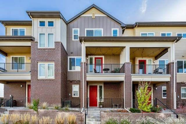 684 E Hinsdale Avenue, Littleton, CO 80122 (MLS #2895377) :: 8z Real Estate