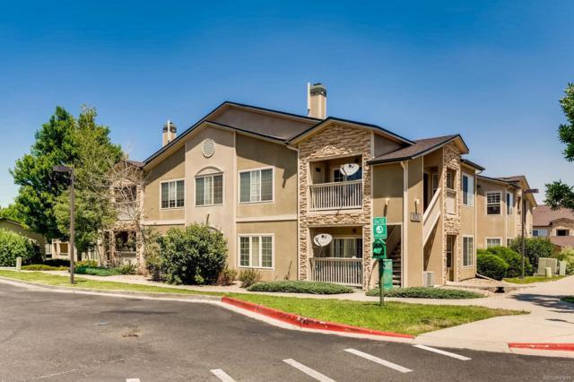 10035 E Carolina Place #201, Denver, CO 80247 (#2895408) :: My Home Team