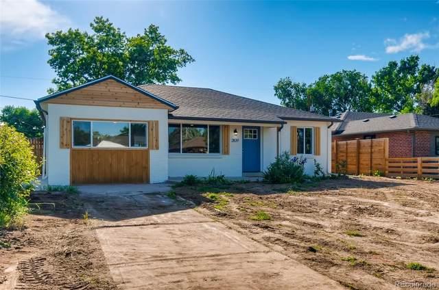 2839 Locust Street, Denver, CO 80207 (#2895763) :: Mile High Luxury Real Estate