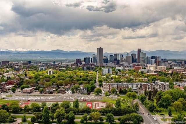 2990 E 17th Avenue #2501, Denver, CO 80206 (#2896386) :: Portenga Properties