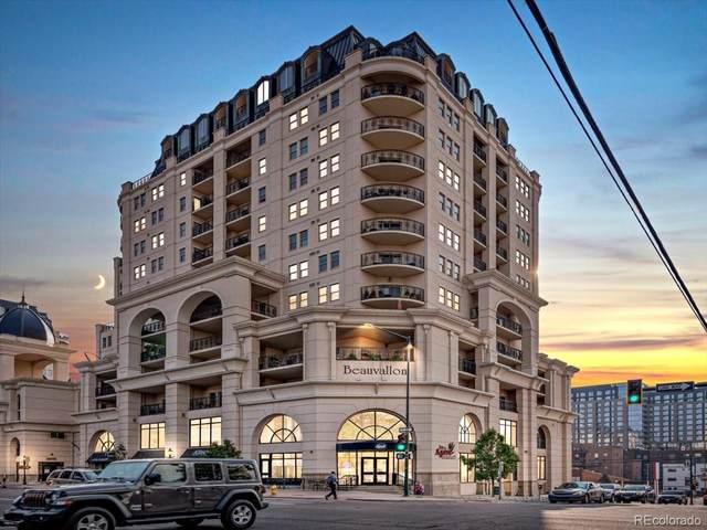 975 N Lincoln Street 5E-N, Denver, CO 80203 (#2896594) :: Symbio Denver