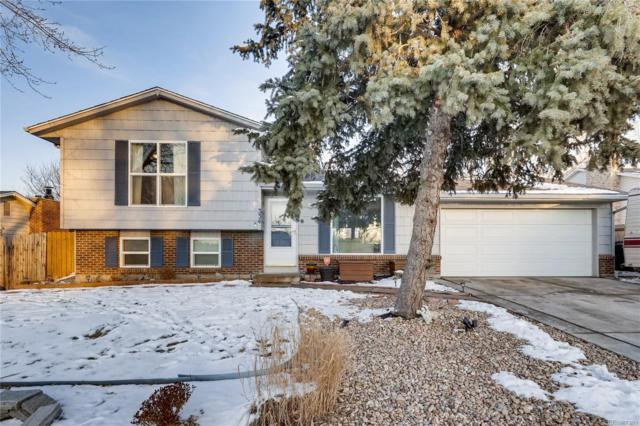 334 S 27th Avenue, Brighton, CO 80601 (MLS #2896710) :: 8z Real Estate
