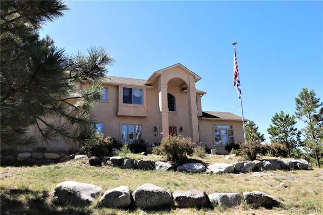 19525 Box Oak Way, Colorado Springs, CO 80908 (MLS #2897187) :: Kittle Real Estate