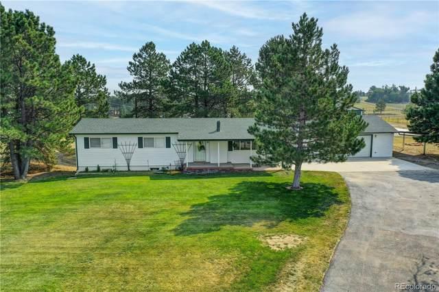 10528 Black Forest Drive, Parker, CO 80138 (#2897773) :: Venterra Real Estate LLC