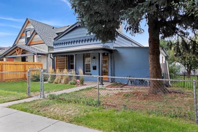 3647 N Fillmore Street, Denver, CO 80205 (#2898307) :: The DeGrood Team