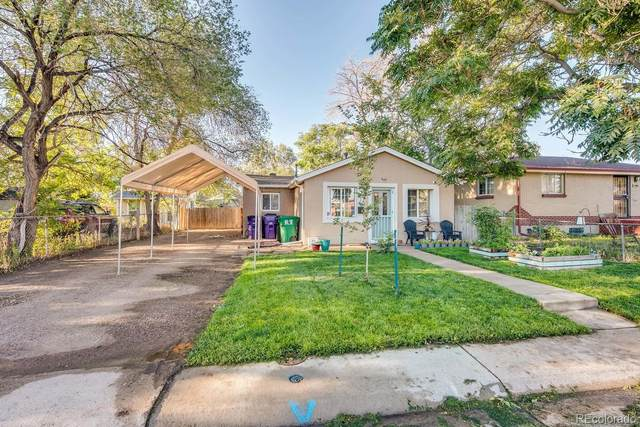 4472 W Dakota Avenue, Denver, CO 80219 (#2898312) :: Bring Home Denver with Keller Williams Downtown Realty LLC