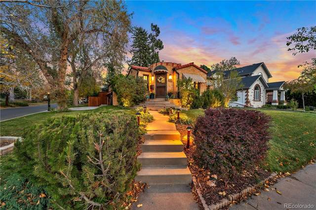 1058 Newport Street, Denver, CO 80220 (#2899690) :: Peak Properties Group