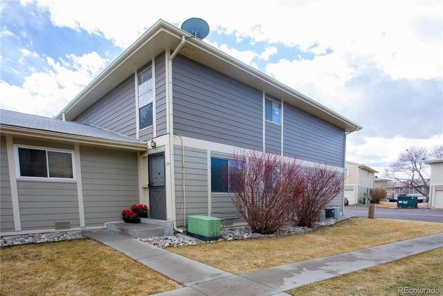 6650 E Arizona Avenue #175, Denver, CO 80224 (#2899754) :: Finch & Gable Real Estate Co.