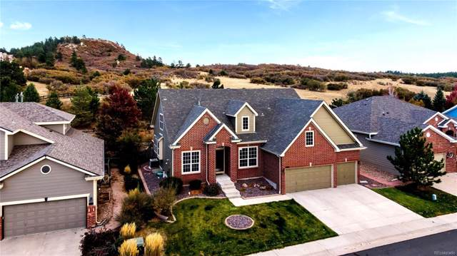 1200 Purple Sage Loop, Castle Rock, CO 80104 (#2899889) :: Mile High Luxury Real Estate