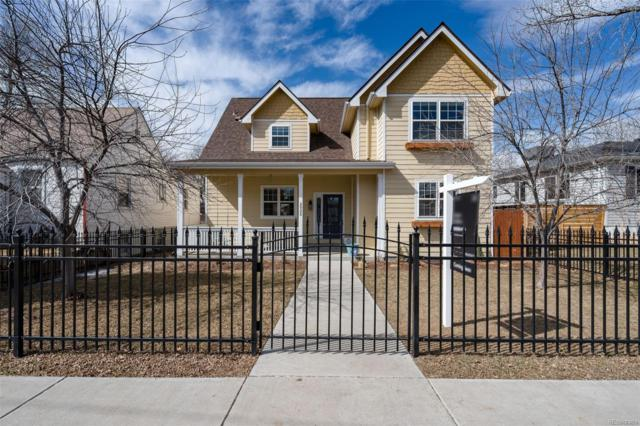 2935 S Logan Street, Englewood, CO 80113 (MLS #2900268) :: 8z Real Estate