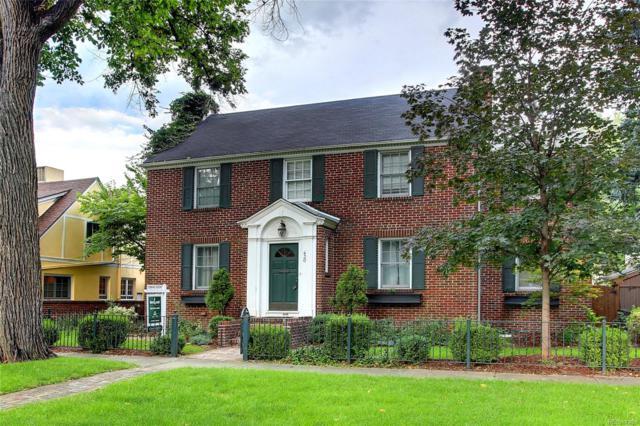 430 N Williams Street, Denver, CO 80218 (#2900305) :: The Peak Properties Group