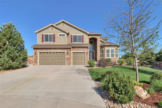 5881 Lasso Place, Parker, CO 80134 (#2900356) :: Wisdom Real Estate