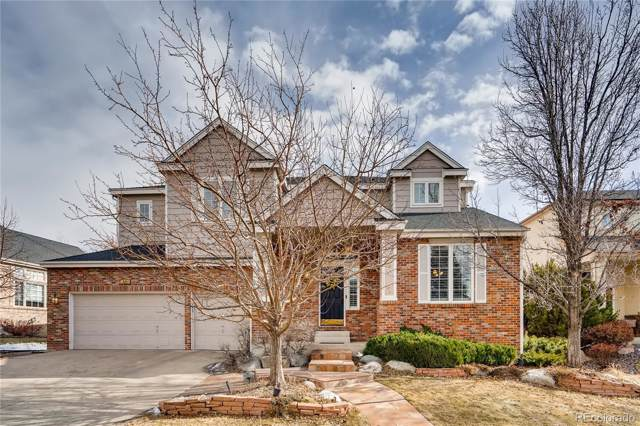 9732 Bay Hill Drive, Lone Tree, CO 80124 (#2900361) :: The Peak Properties Group