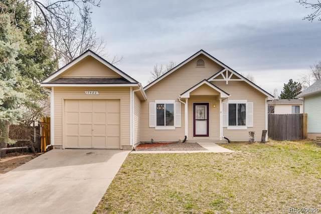 17582 E Whitaker Drive, Aurora, CO 80015 (#2900573) :: Finch & Gable Real Estate Co.