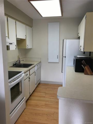 5770 E Warren Avenue #105, Denver, CO 80222 (#2900928) :: Wisdom Real Estate