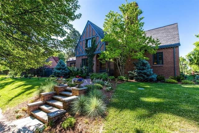 6210 E 17th Avenue Parkway, Denver, CO 80220 (#2900992) :: Wisdom Real Estate