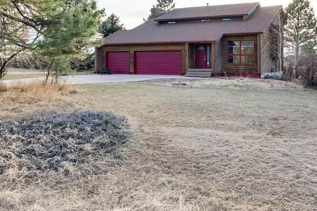 6769 Hillridge Place, Parker, CO 80134 (MLS #2901313) :: 8z Real Estate