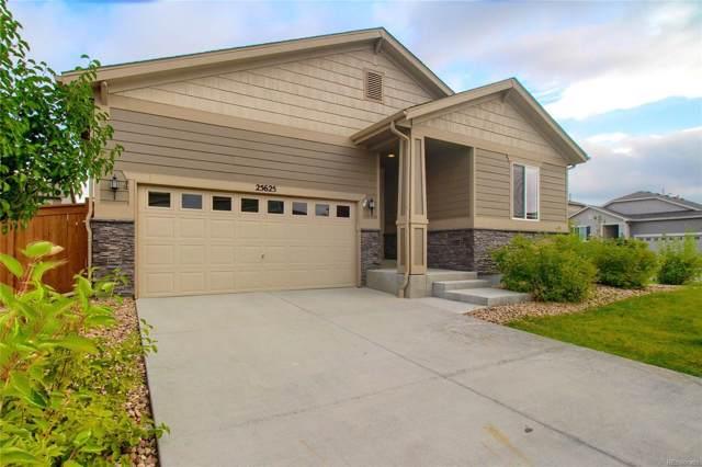 25625 E Maple Place, Aurora, CO 80018 (MLS #2901696) :: 8z Real Estate