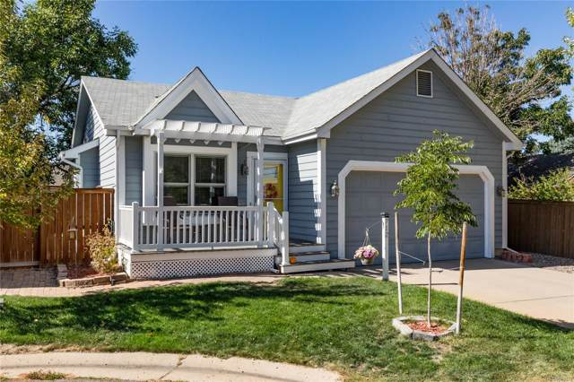 712 White Cloud Drive, Highlands Ranch, CO 80126 (#2901791) :: The HomeSmiths Team - Keller Williams