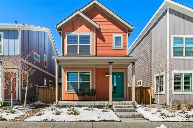 5833 Boston Street, Denver, CO 80238 (#2902012) :: Wisdom Real Estate