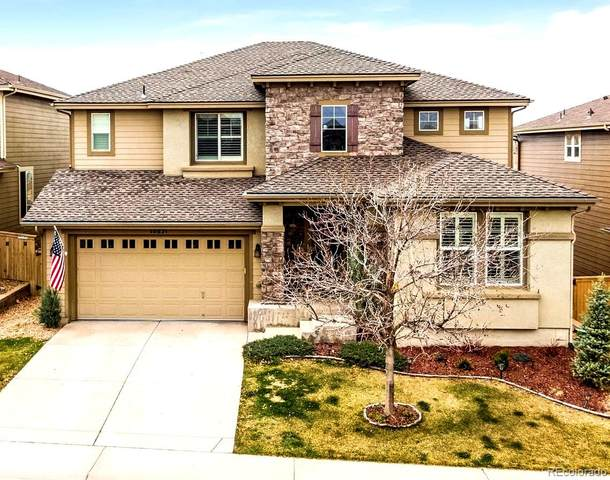 10831 Glengate Circle, Highlands Ranch, CO 80130 (#2902057) :: The DeGrood Team