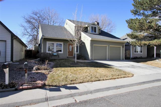 8261 Iris Court, Arvada, CO 80005 (#2902202) :: The Galo Garrido Group