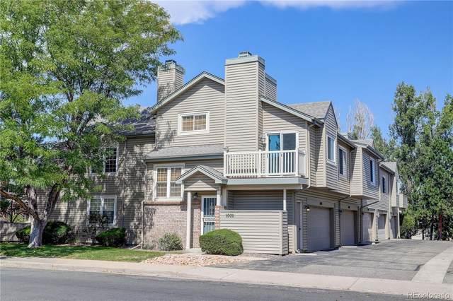 10011 E Mexico Avenue, Aurora, CO 80247 (MLS #2902562) :: The Sam Biller Home Team