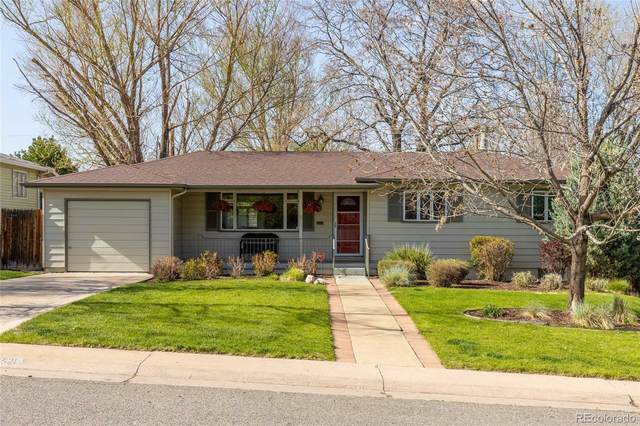 4521 E Wyoming Place, Denver, CO 80222 (#2902693) :: The Heyl Group at Keller Williams