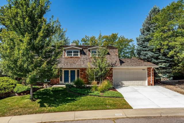 7354 W Walden Drive, Littleton, CO 80128 (#2903022) :: The Tamborra Team