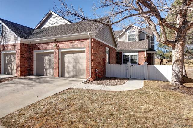 9831 Greensview Circle, Lone Tree, CO 80124 (#2903270) :: Berkshire Hathaway HomeServices Innovative Real Estate