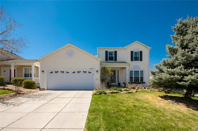 20206 Willowbend Lane, Parker, CO 80138 (#2903294) :: The Healey Group