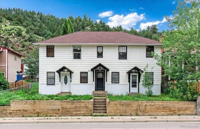 608 Colorado Boulevard, Idaho Springs, CO 80452 (#2903579) :: Kimberly Austin Properties