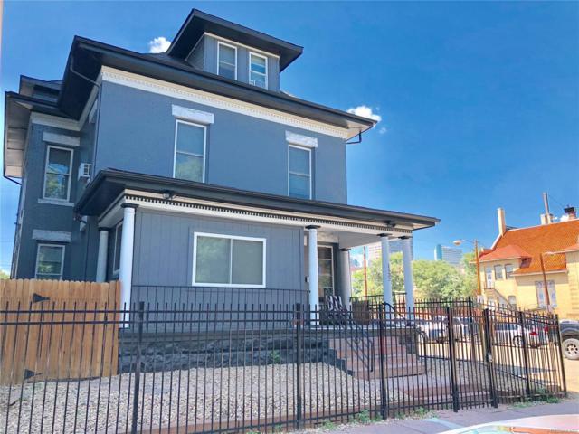 1537 Pearl Street, Denver, CO 80203 (#2903727) :: Colorado Home Finder Realty