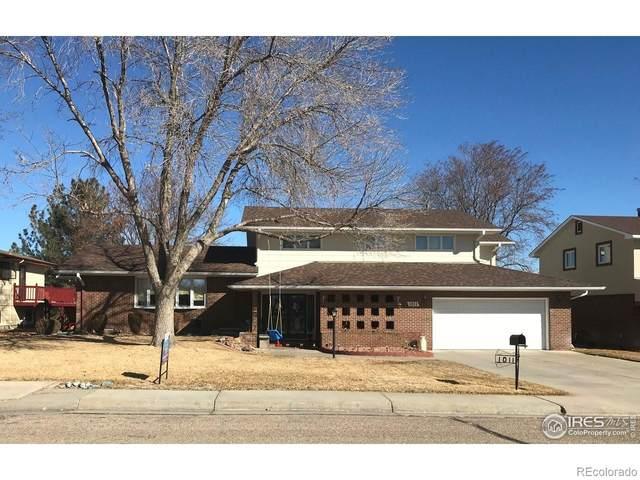 1011 Fremont Avenue, Fort Morgan, CO 80701 (MLS #2903750) :: 8z Real Estate