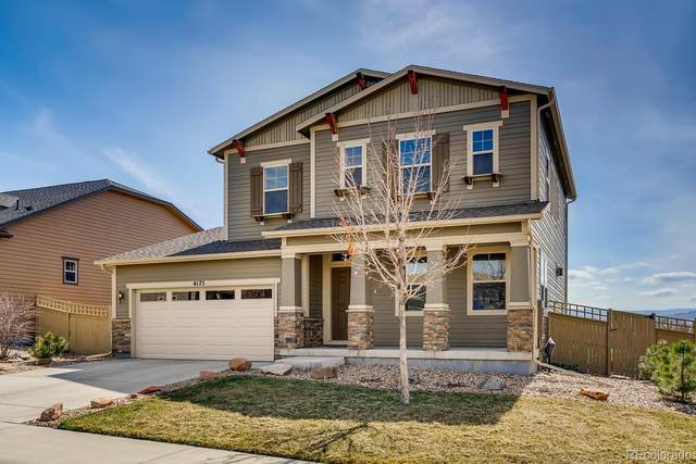 4175 Burnham Trail, Castle Rock, CO 80104 (#2903836) :: James Crocker Team