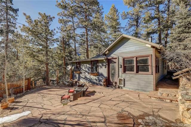 71 Diamond Drive, Evergreen, CO 80439 (MLS #2904260) :: 8z Real Estate