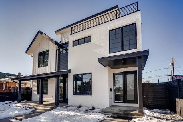 4361 Quivas Street, Denver, CO 80211 (#2904449) :: The Healey Group