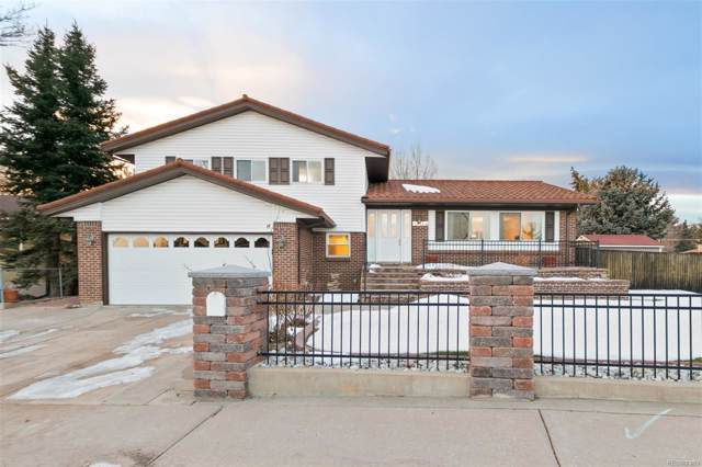 12198 W Jewell Drive, Lakewood, CO 80228 (#2904610) :: The Griffith Home Team