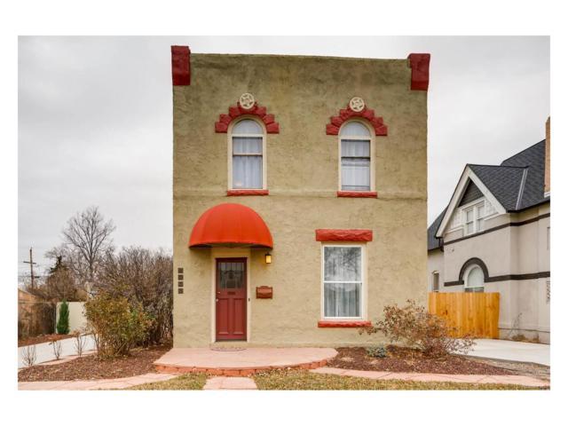 1033 Grove Street, Denver, CO 80204 (#2904649) :: Thrive Real Estate Group