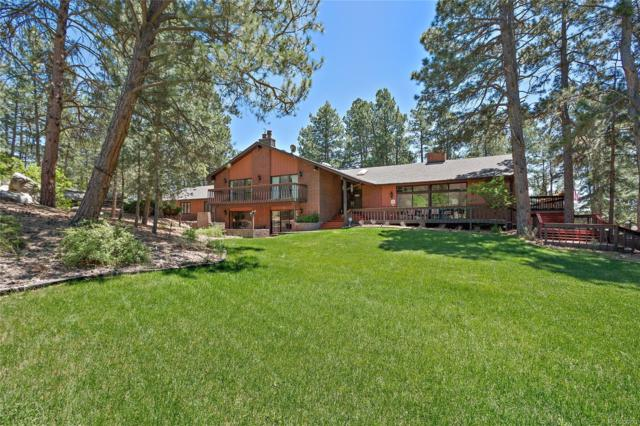 10526 Tomichi Drive, Franktown, CO 80116 (#2904711) :: The Heyl Group at Keller Williams