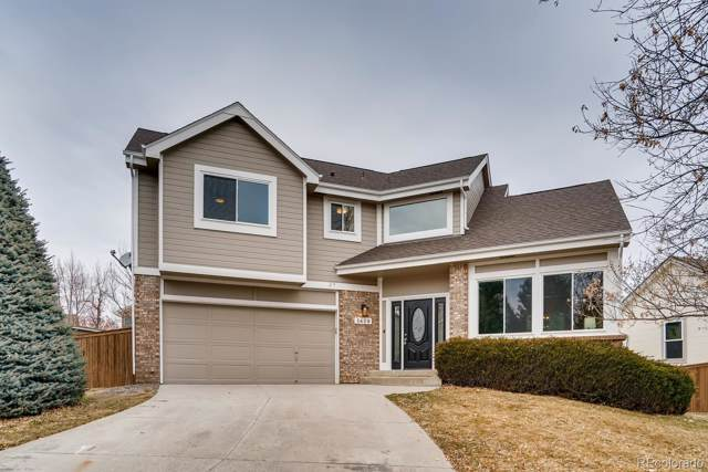 5629 Wickerdale Lane, Highlands Ranch, CO 80130 (#2904822) :: The DeGrood Team