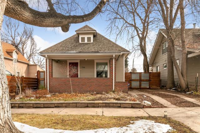 746 King Street, Denver, CO 80204 (#2905480) :: My Home Team