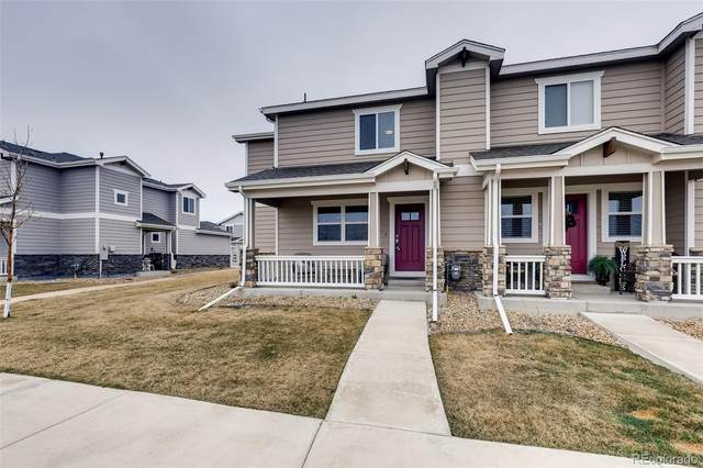 6118 Kochia Court #106, Frederick, CO 80516 (#2905615) :: The Dixon Group