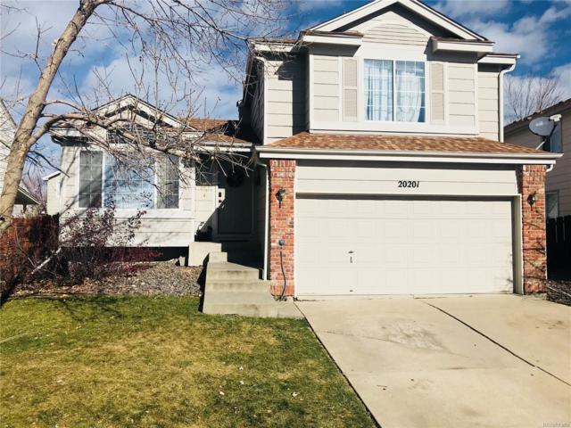 20201 E Berry Lane, Centennial, CO 80015 (MLS #2905708) :: 8z Real Estate