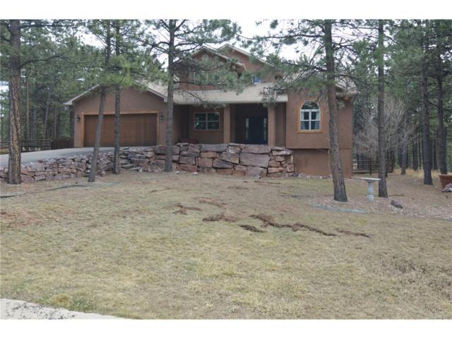 430 Fairfield Lane, Woodland Park, CO 80863 (MLS #2905924) :: 8z Real Estate