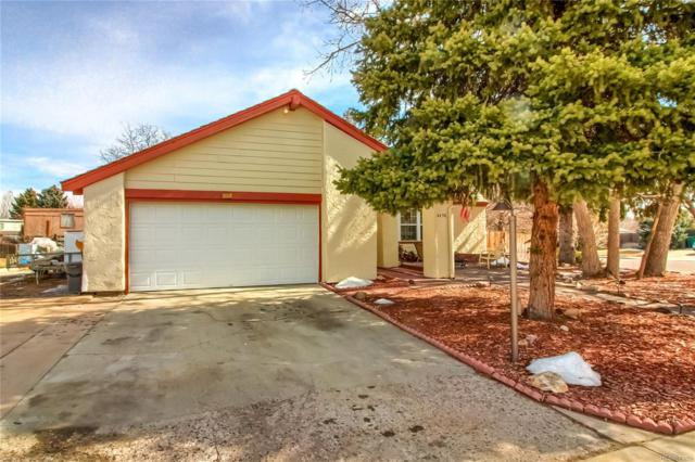 4430 S Union Court, Morrison, CO 80465 (#2906058) :: James Crocker Team