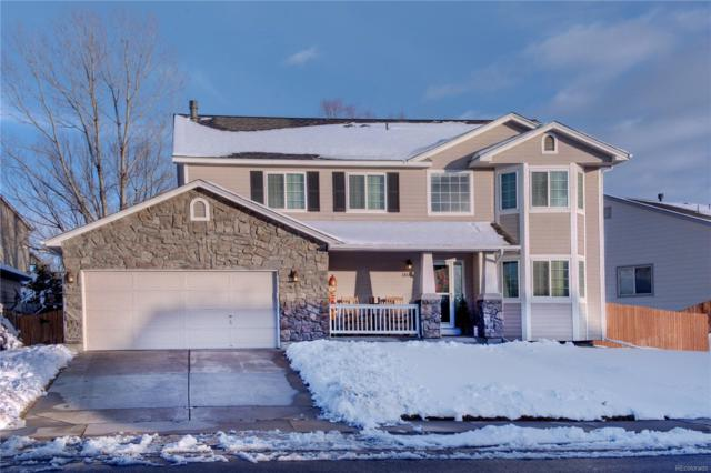 3866 Storm Cloud Way, Castle Rock, CO 80104 (#2906861) :: Bicker Realty