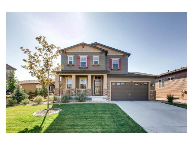 14992 Rider Place, Parker, CO 80134 (#2907583) :: Colorado Team Real Estate